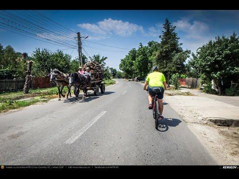 Video: Traseu SSP Bucuresti - Valea Dragului - Isvoarele - Mironesti - Gradistea - 1 Decembrie [VIDEO]