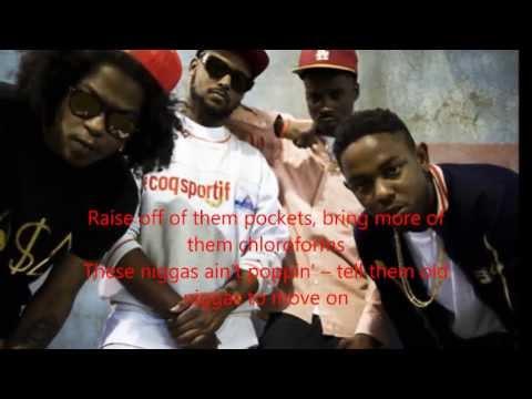 Kendrick Lamar - U.O.E.N.O. (Remix) Lyrics (Ft. Schoolboy Q, Ab-Soul & Jay Rock)
