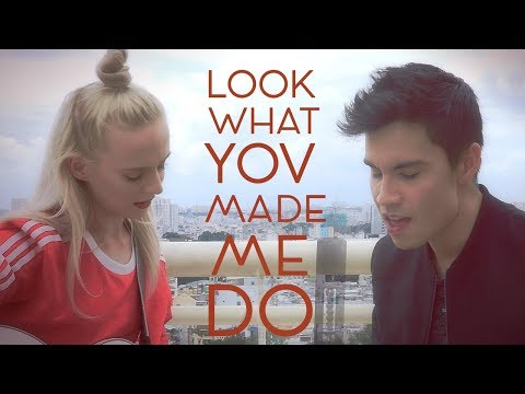 Look What You Made Me Do (Taylor Swift Cover) [Feat. Madilyn Bailey]