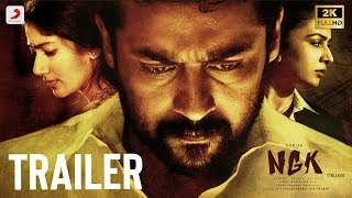 NGK Telugu - Official Trailer