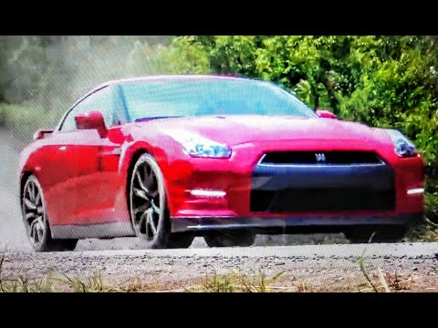2012 Nissan GTR Road test &amp; Review by Drivin' Ivan Katz