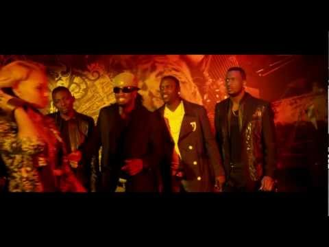 P Square Ft Akon & May D - Chop My Money [Official video]