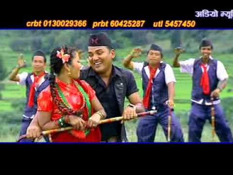 Bujhe Maileni (latest nepali dohori song) by Raju Gurung &amp; Kajal Gurung