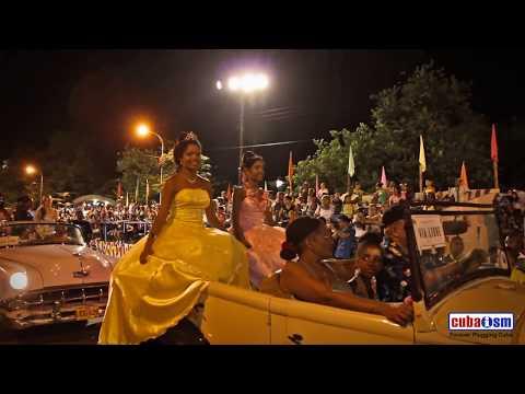 Carnavales de Santiago 2011 Inauguration - Cuba