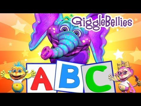 ABC Song - ABC Superstar! with The GiggleBellies