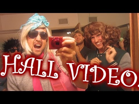HALL VIDEO!! - Luke VALIN Day 15
