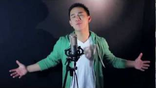 Up - Justin Bieber ft. Chris Brown (Jason Chen & Megan Lee Cover)