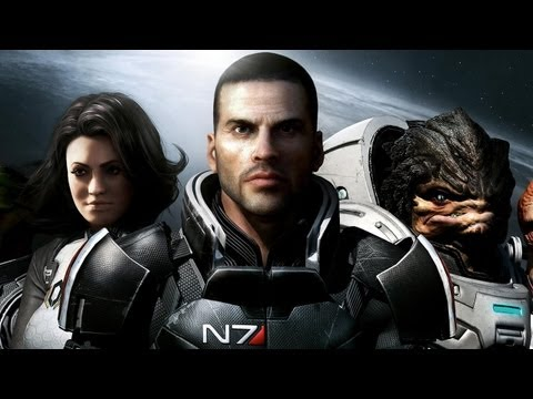 Mass Effect 3 Gameplay Hands-On at PAX 2011