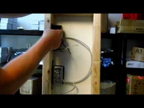 How to install LED Lights to wall dimmer switch with dimmable driver