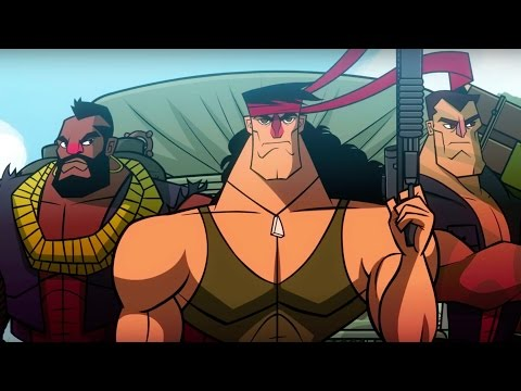 BroForce - Official Launch Trailer - UCKy1dAqELo0zrOtPkf0eTMw