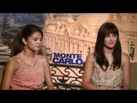 Monte Carlo: Junket Interview - Selena Gomez and Leighton Meester