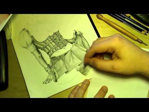 ♦ Zooc Draws - Harley Quinn