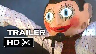 Frank Official Trailer #1 (2014) - Michael Fassbender, Maggie Gyllenhaal Movie HD
