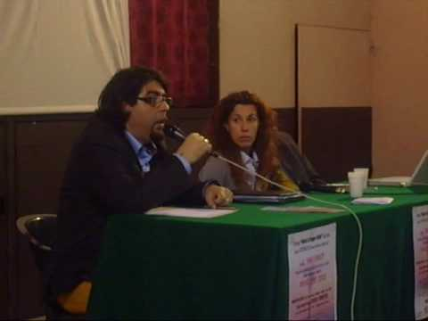 "CONFERENZA SAN SEVERO PAUL CONNETT ""RIFIUTI ZERO 2020"" 1/2"