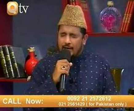 URDU NAAT(Huzoor Aisa Koi)SYED SABIH REHMANI.BY   Naat E Habib