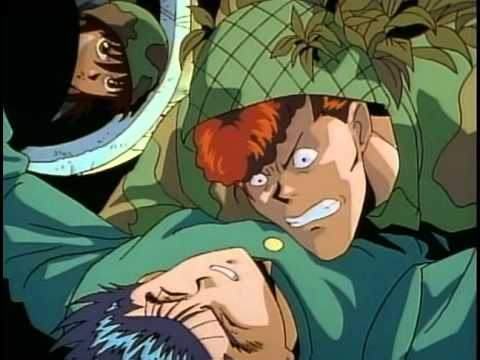 Yu Yu Hakusho - The Movie and Eizou Hakusho - Available on 12.13.11 - Anime Trailer