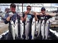 Fishing Isn't Peaceful   Astoria Salmon Fishing Takedowns