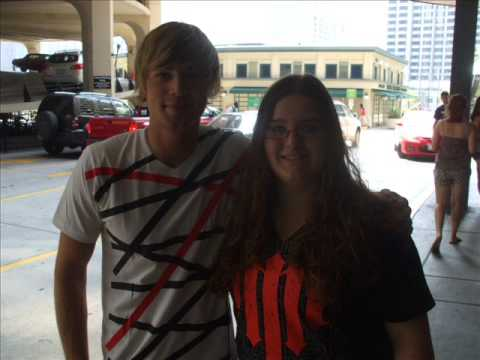 meeting mitchel musso again in chicago! +more. (read description)