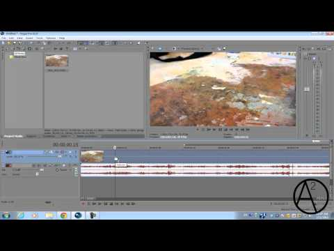 Sony Vegas Pro 11: Slow/Fast Motion Tutorial