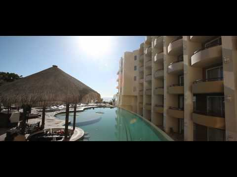 Tour Of Cabo Villas Beach Resort Pools.mov