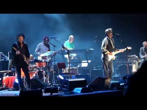 """Eric Clapton """"Black Cat Bone"""" Manchester Arena 14/5/13"""