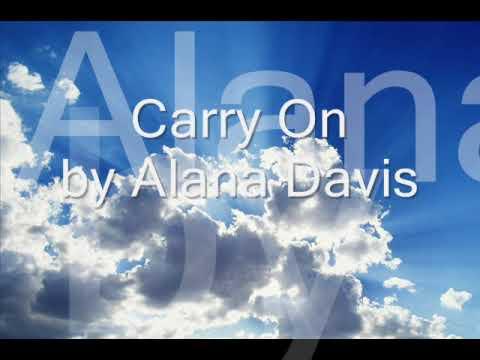Carry On - Alana Davis