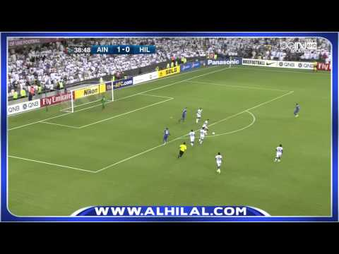 Al Ain 2-1 Al-Hilal (AFC Champions League) Highlights 2014.09.30