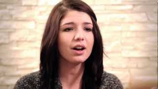 Swedish House Mafia - Don't You Worry Child (Nicole Cross Official Cover Video)