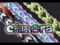 Chimera Bracelet Tutorial - Regular, Tribal and Inverted Variations - Rainbow Loom Bracelet