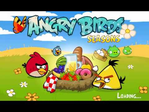 Angry Birds Seasons Summer Soundtrack