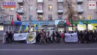 Что в Житомире думают про Путина и Новоросию