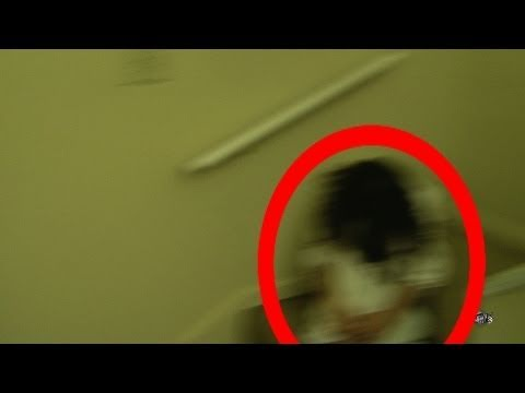 Real ghost girl caught on video tape 6 (The Haunting)