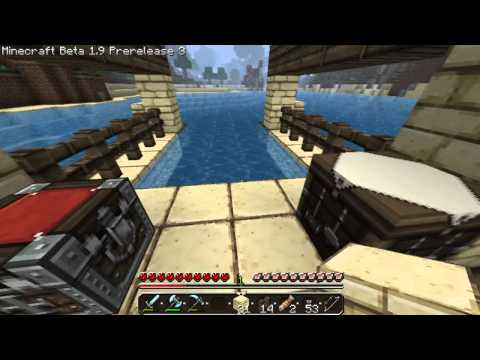 The Minecraft Project - Sexy Boat Yard!