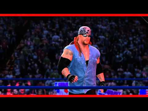 American Badass Undertaker WWE 2K14 Entrance and Finisher (Official)