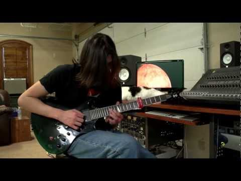 Afterlife Full Guitar Solo Tutorial Part 2