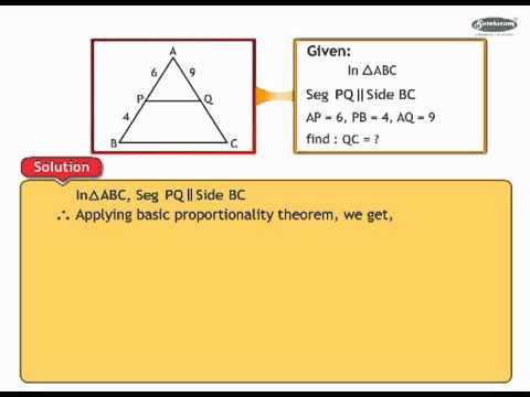 Maharashtra State Board | Geometry Chap#1 | 10th Standard |   English Medium