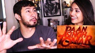 PAAN SINGH TOMAR | Irrfan Khan | Trailer Discussion w/ Sharmita!