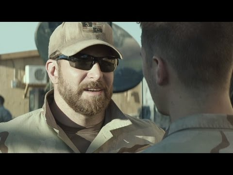 American Sniper - I Just Want To Get The Bad Guys Clip