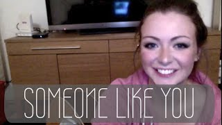 Adele - Someone Like You (Cover)