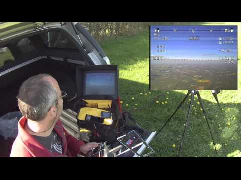 FPV Long Range Flight 25 miles (40km) RT - Skyhunter (raw footage) - UCaEGUAmIok-HO7taPho5MRQ