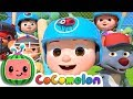 Take Me Out to the Ball Game | Cocomelon (ABCkidTV) Nursery Rhymes & Kids Songs