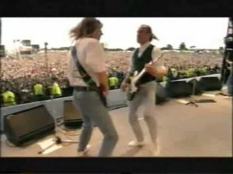 "Status Quo ""roadhouse medley part1"" Live Alive Quo"