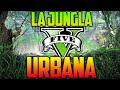 LA JUNGLA URBANA GTA ONLINE CARRERA MUY EPICA Y RANDOM!! (PS4) - Makiman