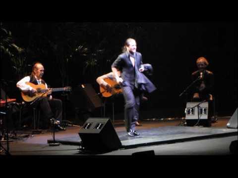 Flamenco Dancer Paco de Lucia live in Berlin (HD Quality) Part 2