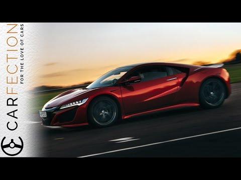 Honda NSX vs BMW i8: Hybrid Supercar Showdown - Carfection - UCwuDqQjo53xnxWKRVfw_41w