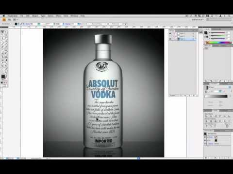 Tutorial Illustrator - Gradient Mesh Tool
