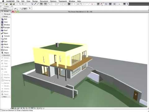 GRAPHISOFT EcoDesigner for ArchiCAD - Early Design Phase
