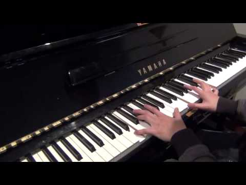 Maroon 5 ft. Wiz Khalifa - Payphone (piano cover) improved version