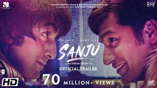 Sanju | Official Trailer