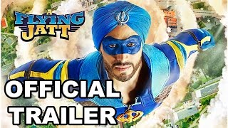A Flying Jatt  Official Trailer  Tiger Shroff, Jacqueline Fernandez and Nathan Jones
